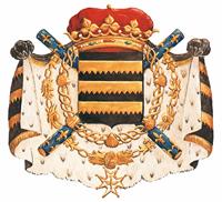 Blason de la famille des Cossé de Brissac