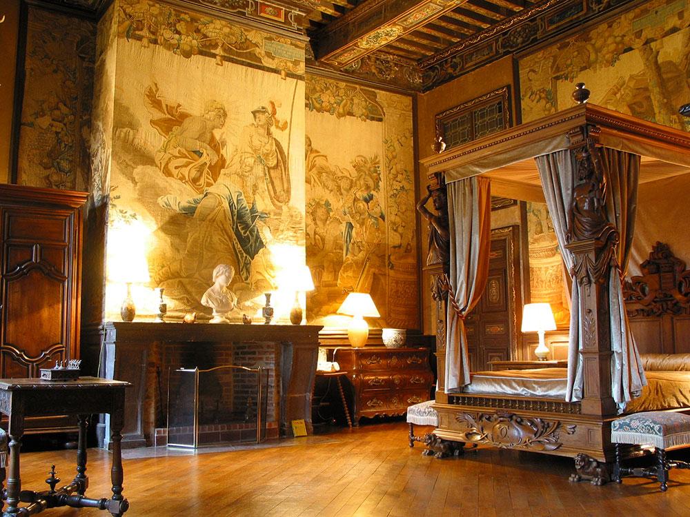 Chambres d 39 h tes au ch teau de brissac anjou val de loire - Chambre d hote de charme deauville ...