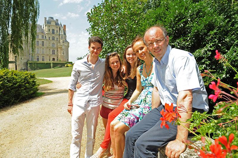 Famille des Cossé de Brissac aujourd'hui